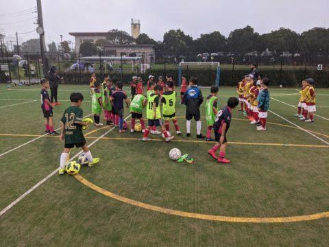 ミニサッカー交流戦 U9 U10 U11